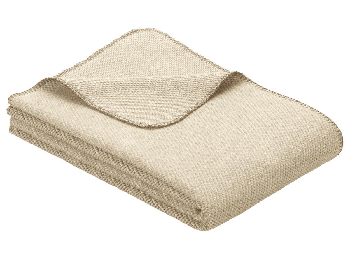 Koc Ibena Organic Wool Auckland Beige 140x200