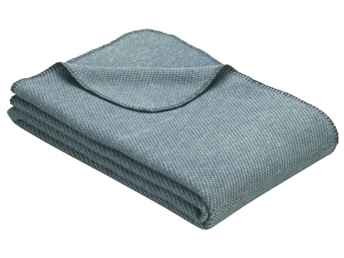 Koc Ibena Organic Wool Auckland Turkis 140x200