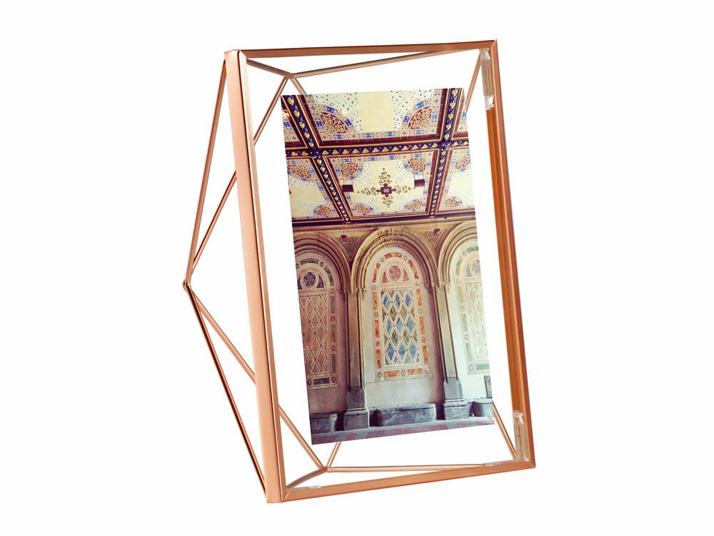 Ramka na zdjęcia Umbra Prisma Copper L