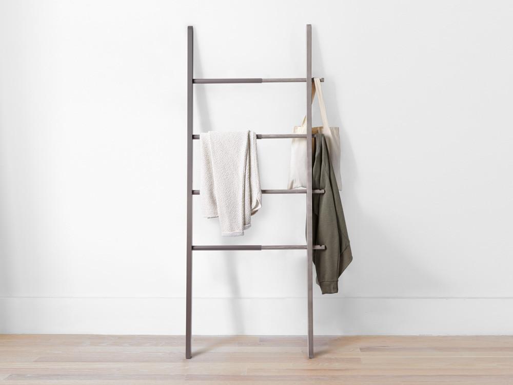 Stojak na ręczniki/ drabinka Umbra Hub Grey