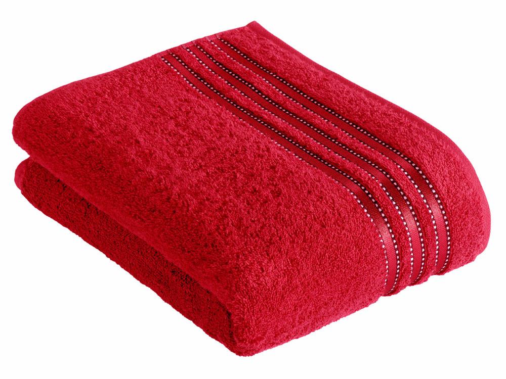 Ręcznik Vossen Cult de Luxe Red