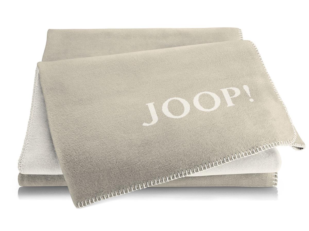 Koc Joop Doubleface Uni Sand Pergament 150x200
