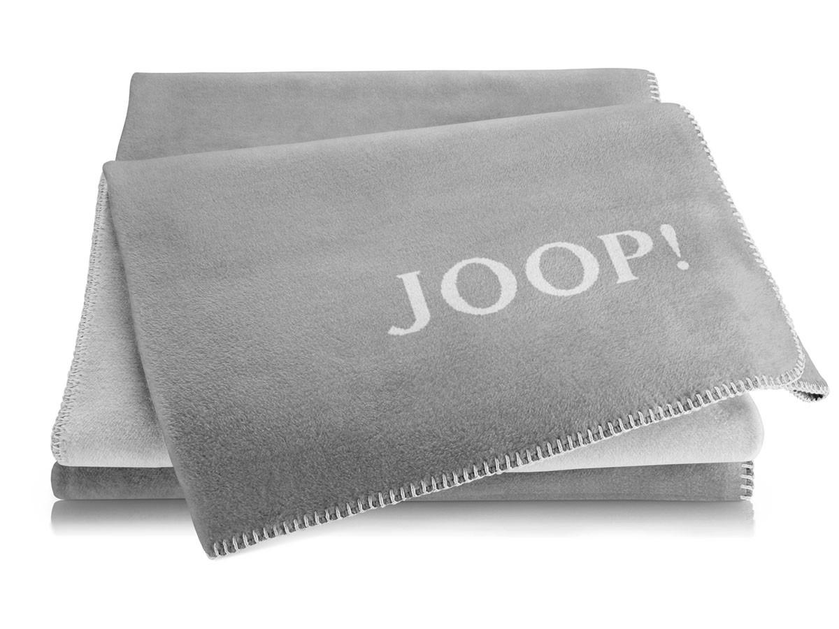 Koc Joop Doubleface Uni Grey-Ash 150x200