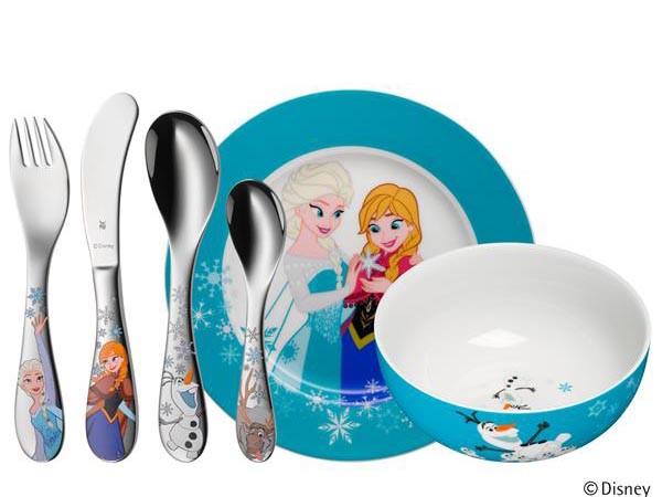 Zestaw dla dzieci x6 WMF Frozen Multicolour