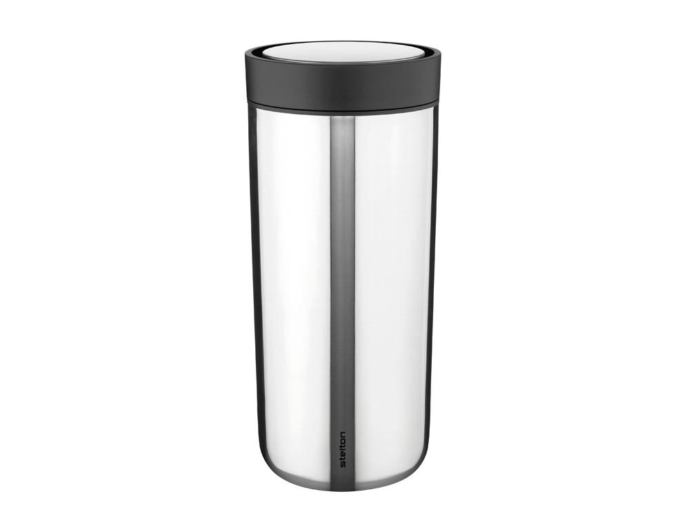 Kubek termiczny 360 stopni Stelton I:cons To Go Click Steel 0,5L