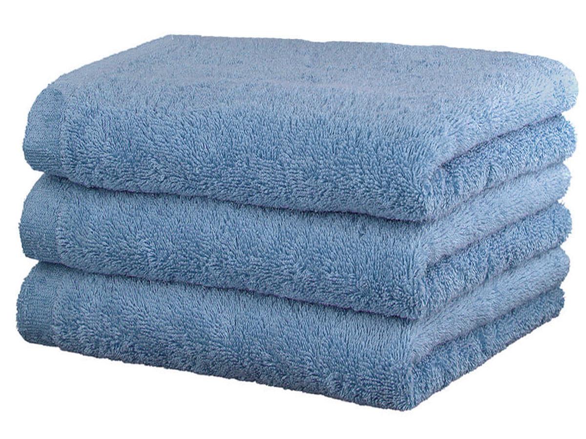 Ręcznik Cawo Lifestyle Uni Sky 70x140