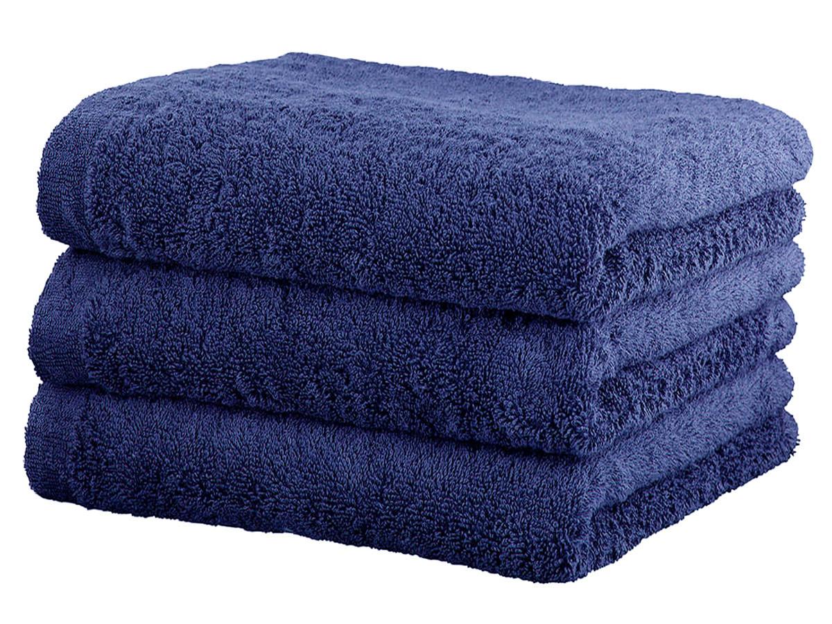 Ręcznik Cawo Lifestyle Uni Saphir 30x50
