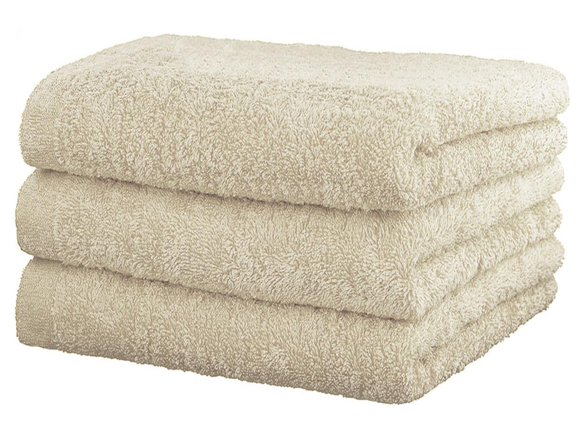 Ręcznik Cawo Lifestyle Uni Natur 30x30
