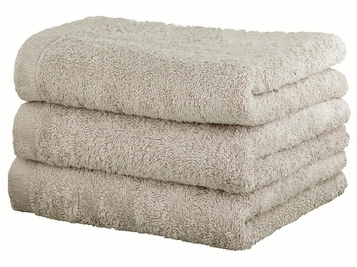 Ręcznik Cawo Lifestyle Uni Travertin 30x30