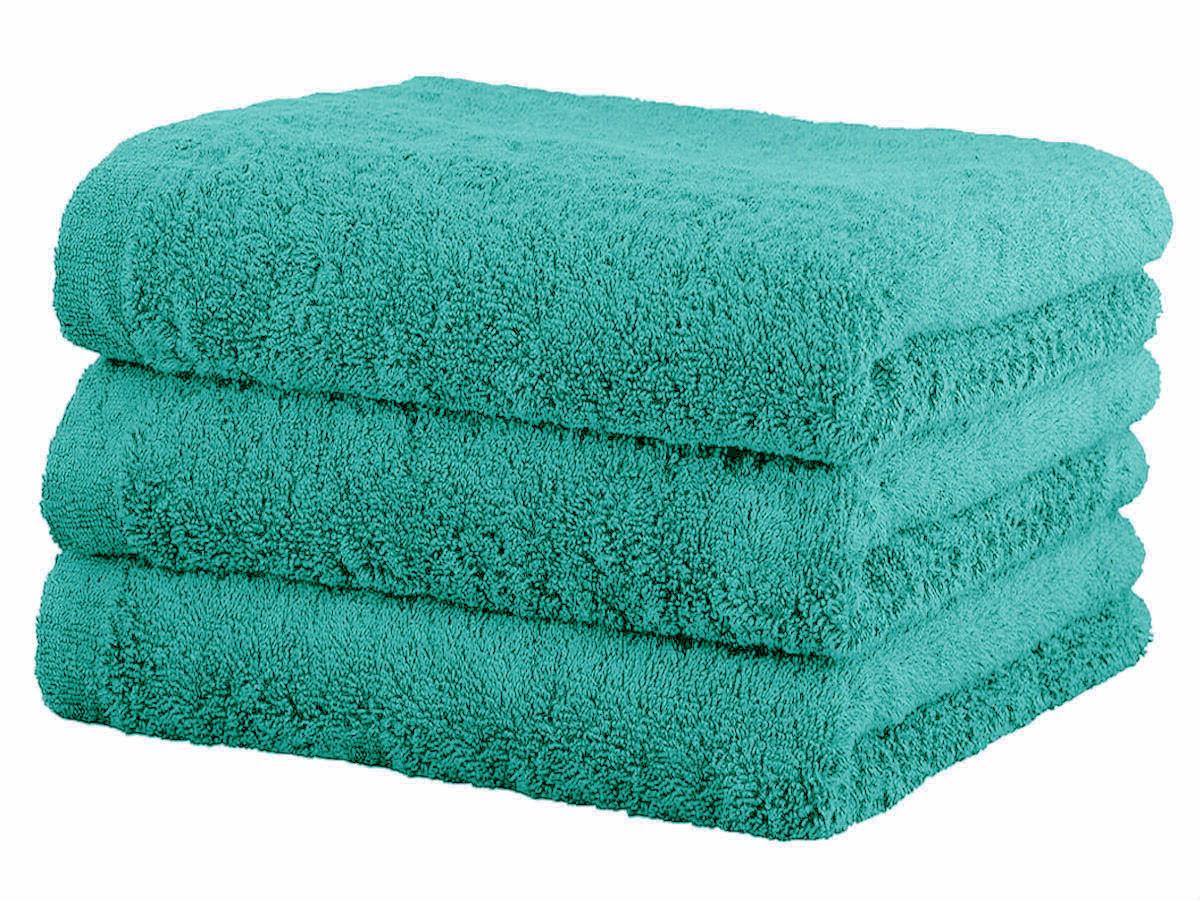 Ręcznik Cawo Lifestyle Uni Turkis 30x30