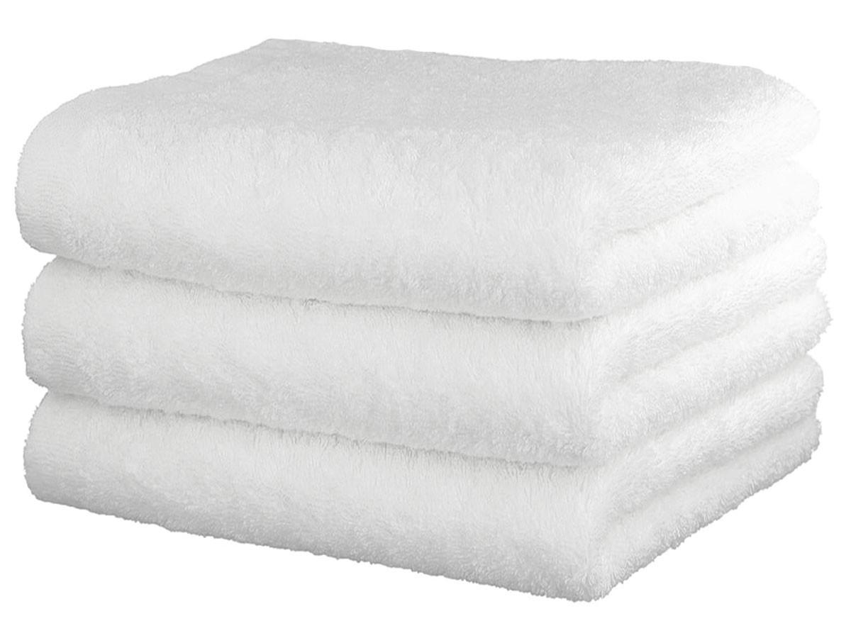 Ręcznik Cawo Lifestyle Uni White 50x100