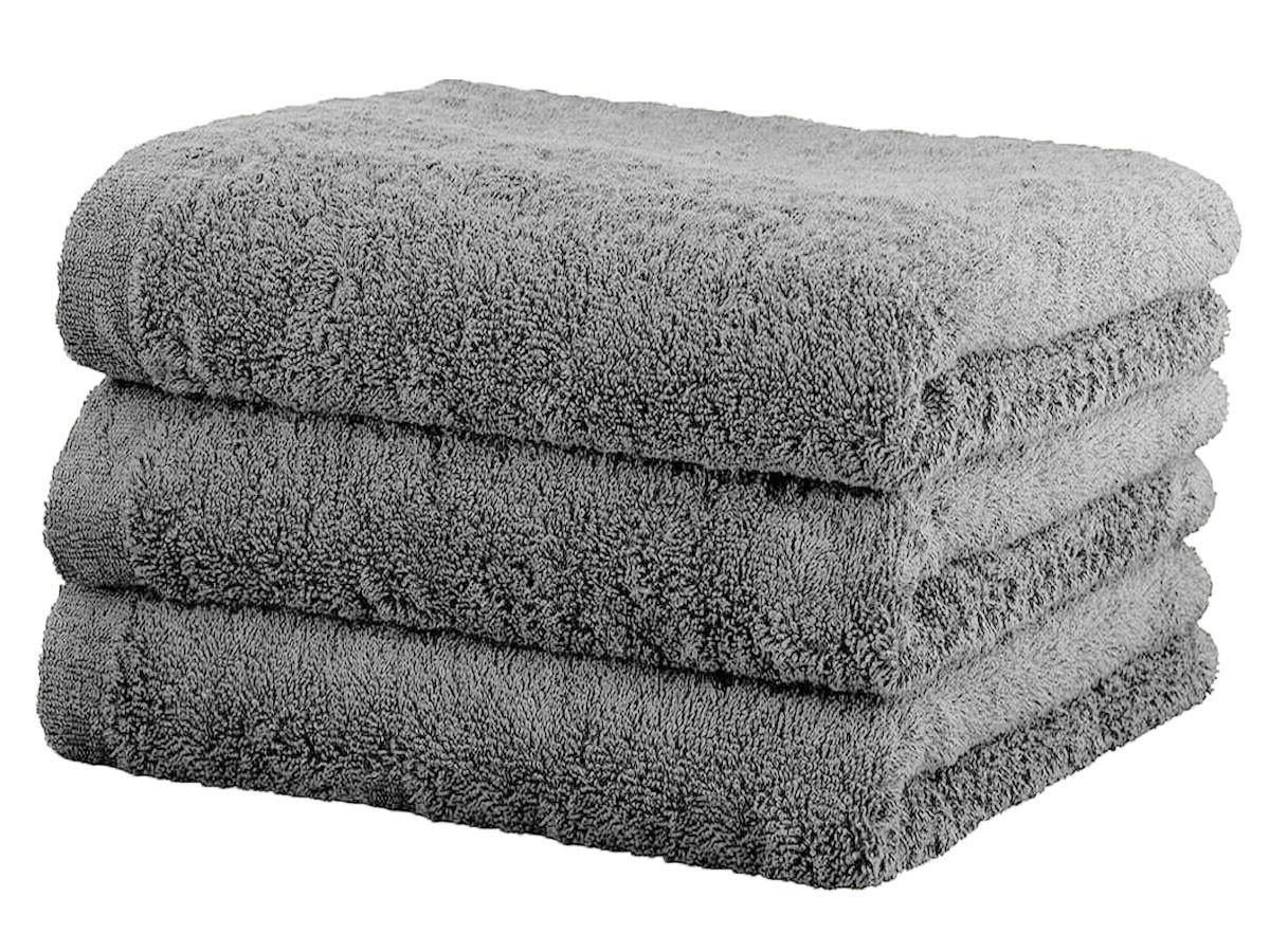 Ręcznik Cawo Lifestyle Uni Platin 70x140