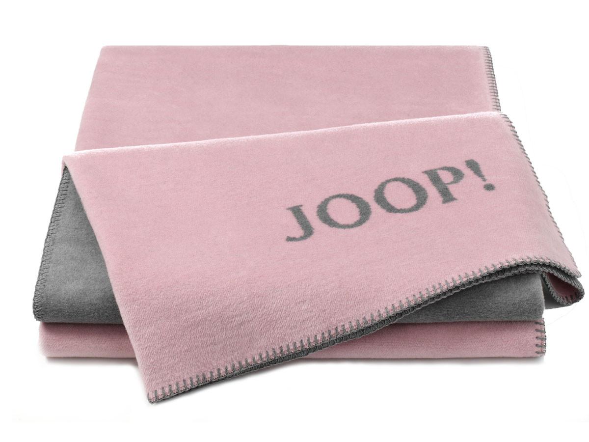 Koc Joop Doubleface Uni Rose-Grey 150x200