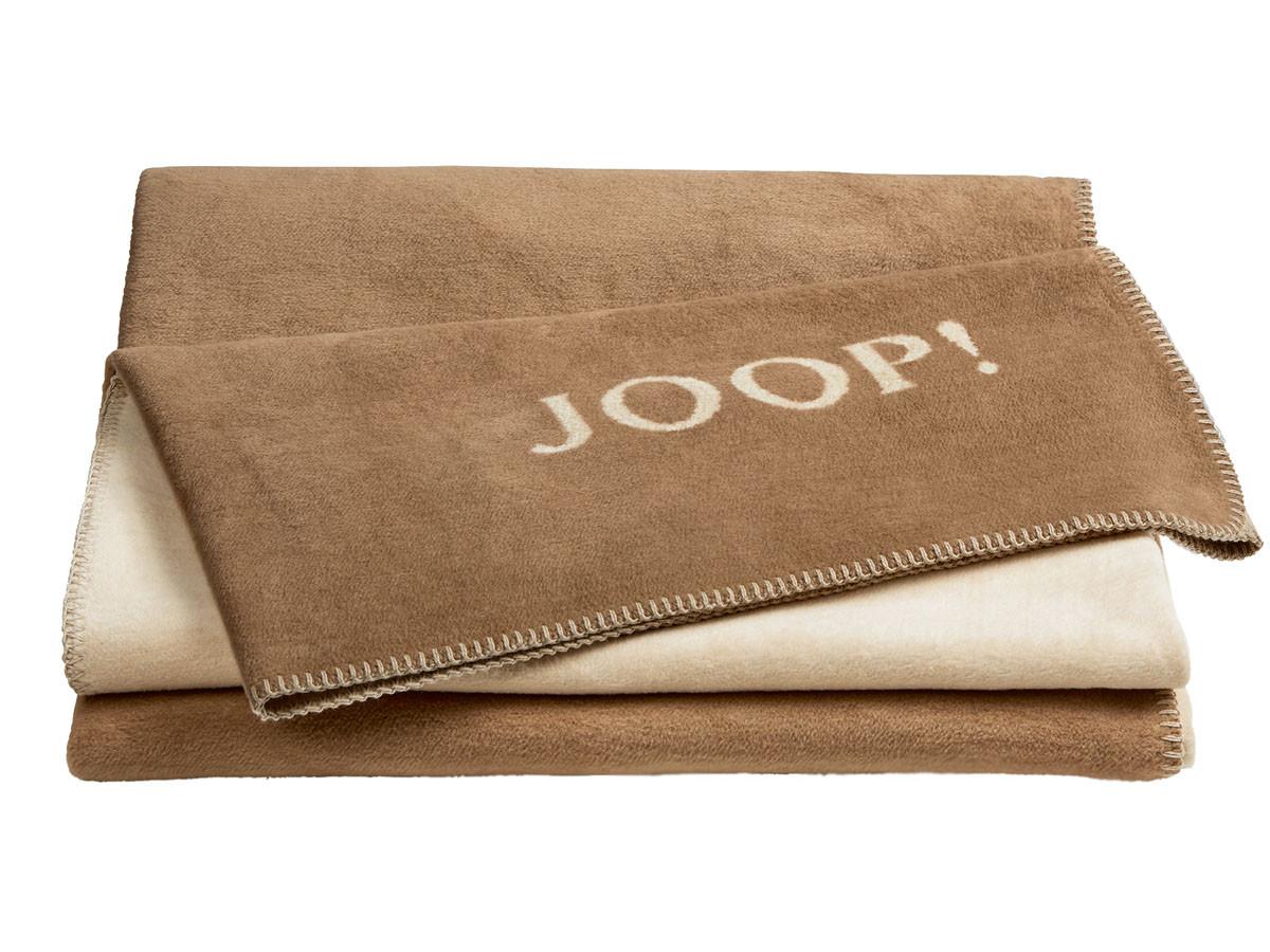 Koc Joop Doubleface Uni Caffe-Natur 150x200