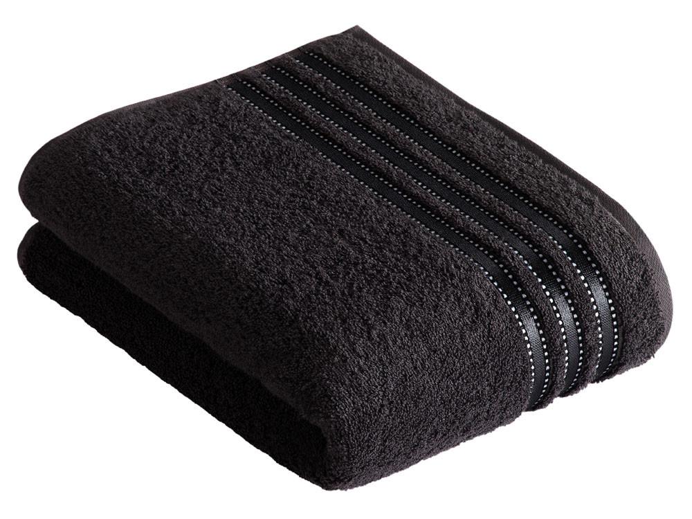 Ręcznik Vossen Cult de Luxe Black