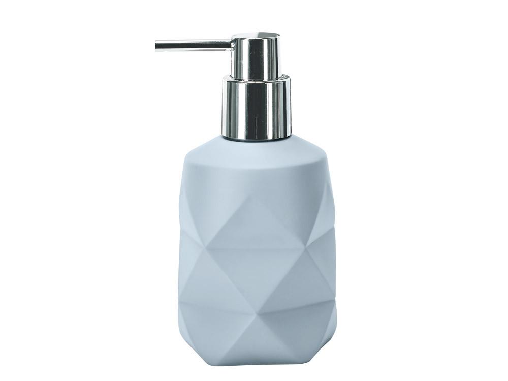 Dozownik do mydła KW Crackle Blue
