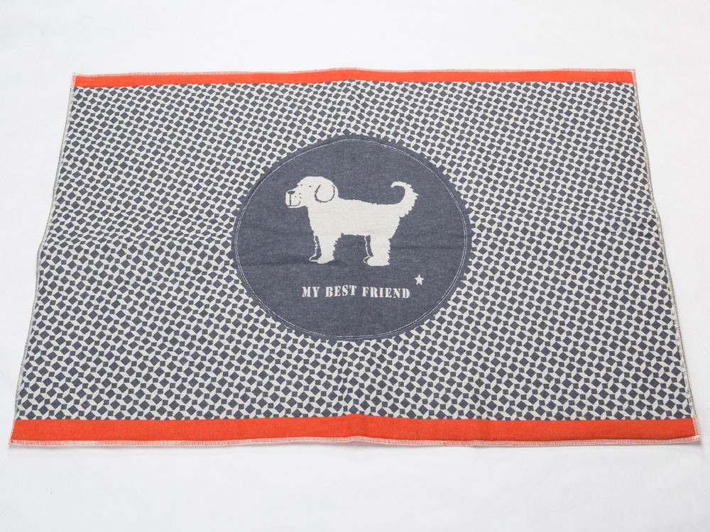 Mata dla psa DF Dog MBF Grey 80x120