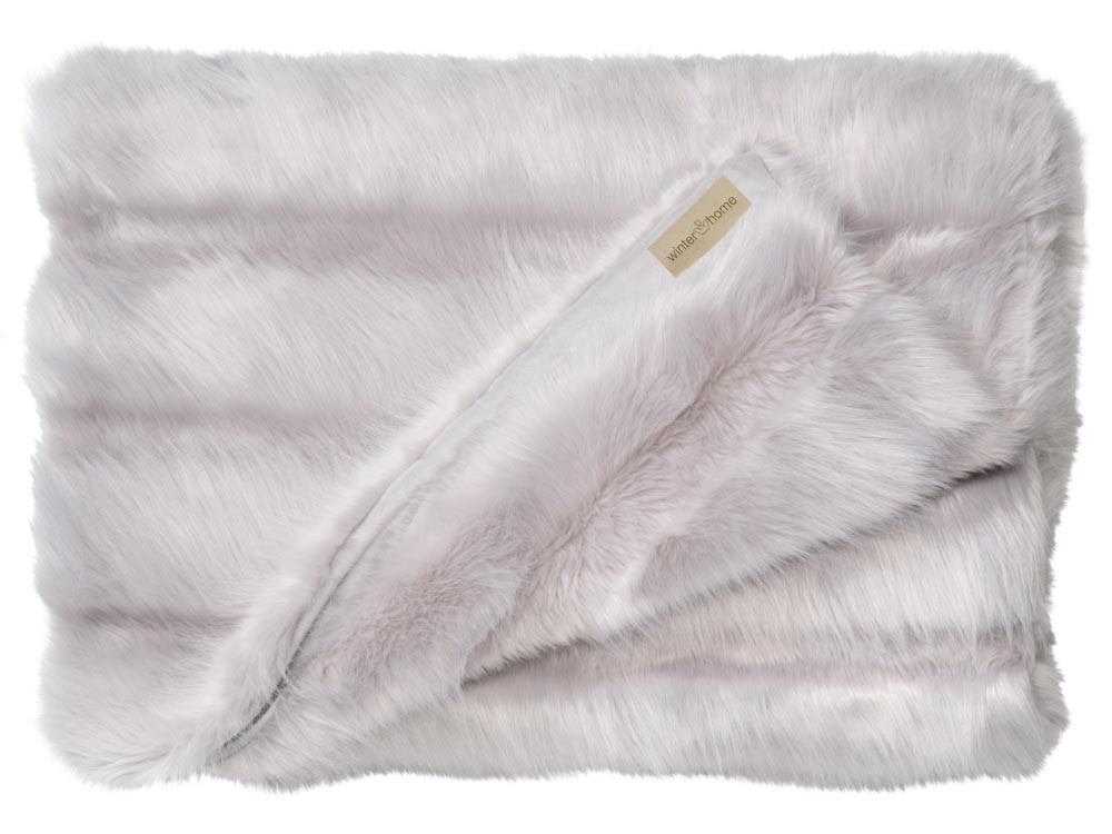Koc futrzany Winter Home Angora 130x180