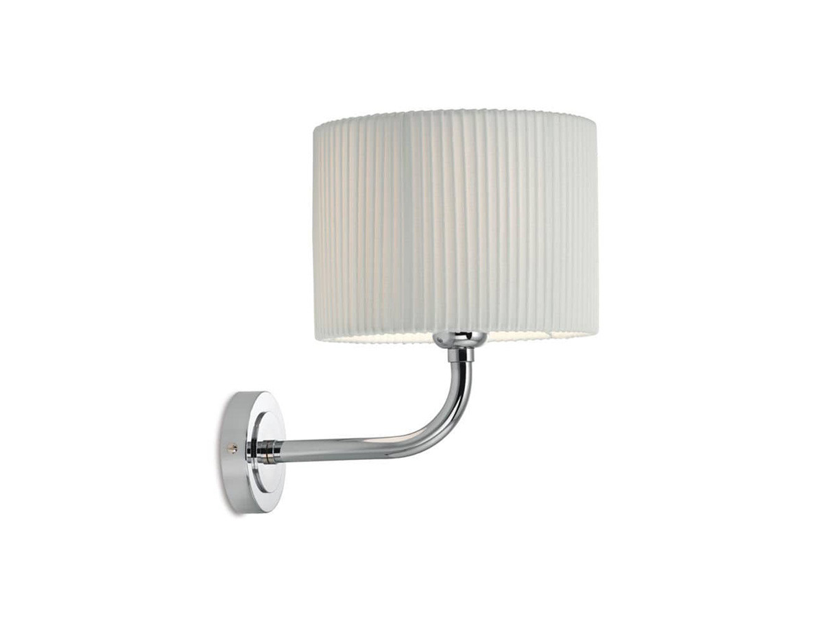 Lampa/kinkiet Lumis Argento 1 Nickel Wall