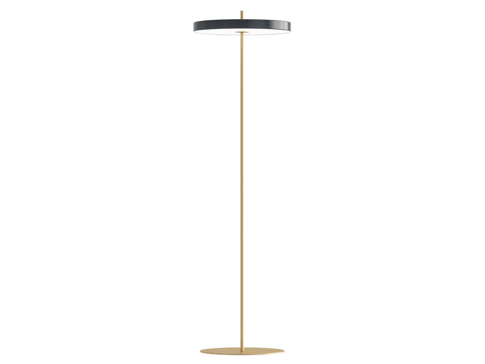 Lampa stojąca Umage Asteria Floor Anthrazit