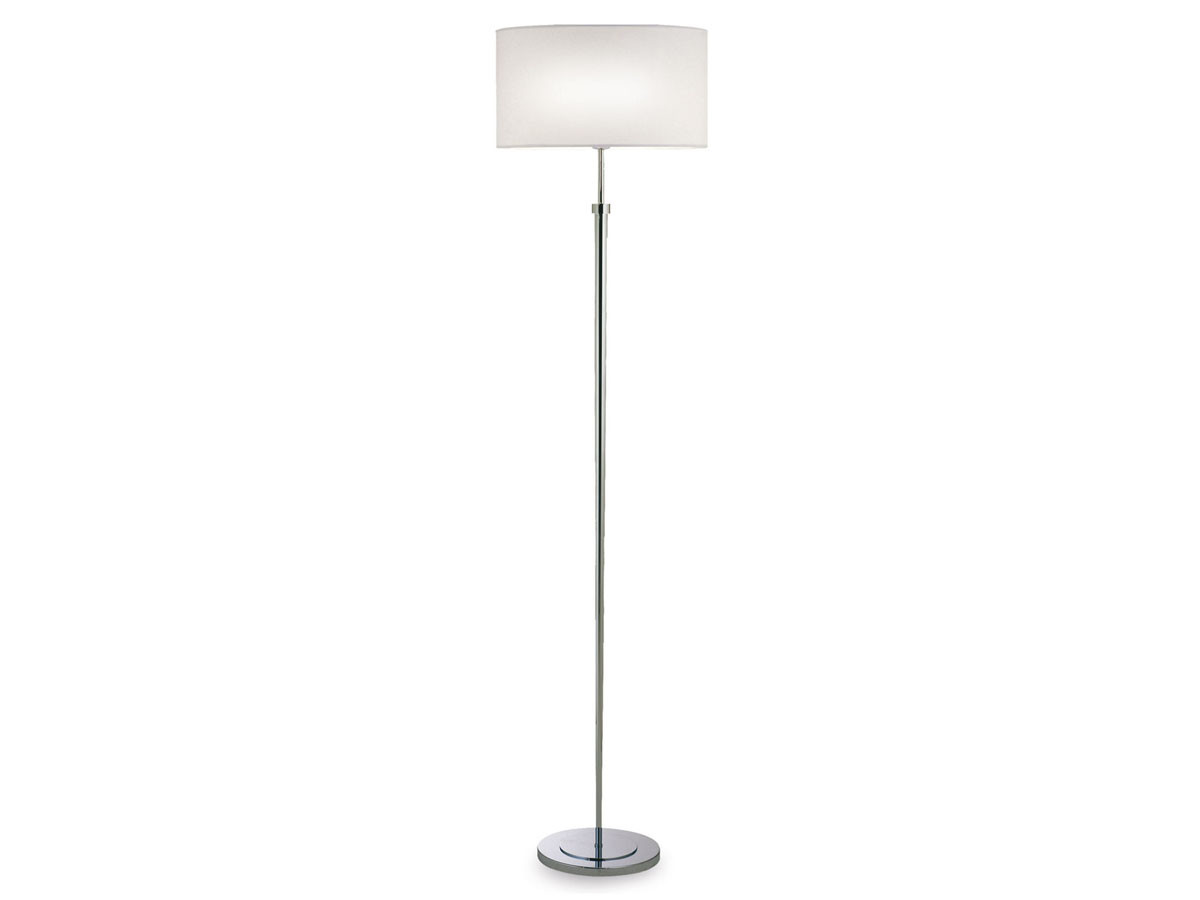 Lampa stojąca Lumis Atomo Nickel Floor