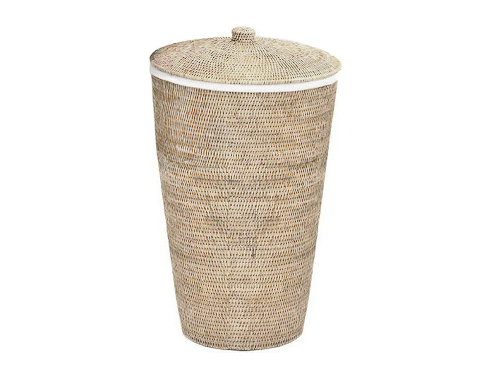 Kosz na bieliznę Decor Walther Basket WB Rattan Light
