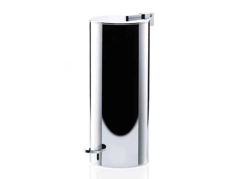 Kosz na śmieci Decor Walther Bin 3 Softclose Chrome