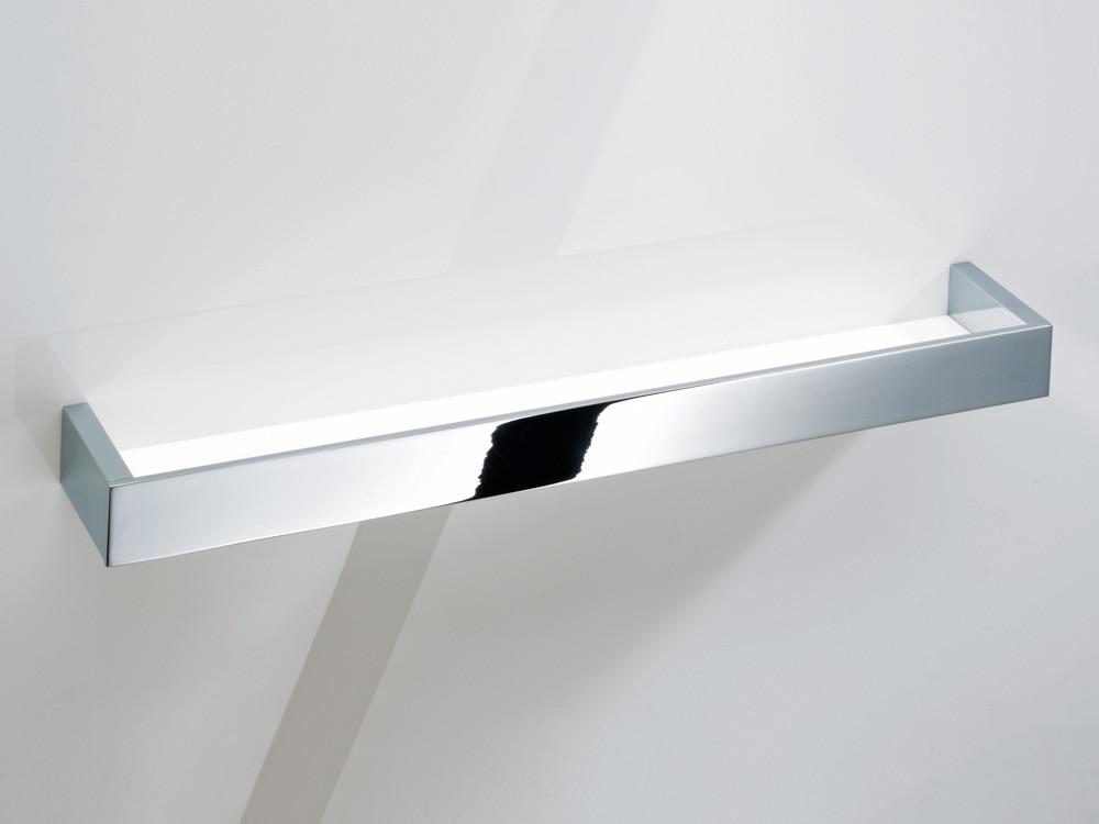 Półka łazienkowa ścienna Decor Walther BK GLA60 Chrome