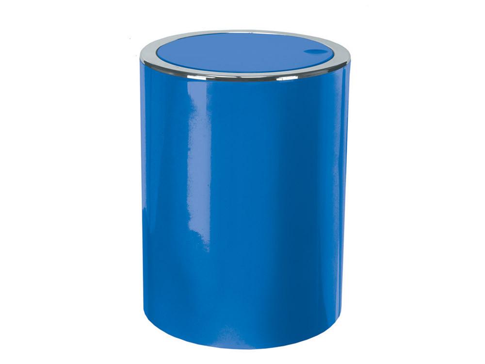 Kosz na śmieci KW Clap Royal Blue 5L