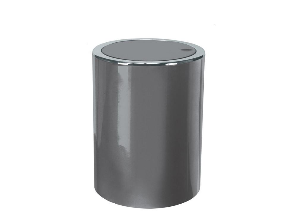 Kosz na śmieci KW Mini Clap Grey 1,5L