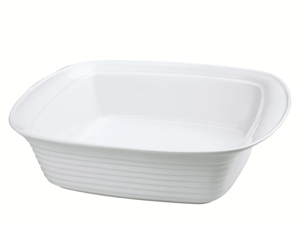 Brytfanna porcelanowa do lasagne Kuchenprofi Burgund L