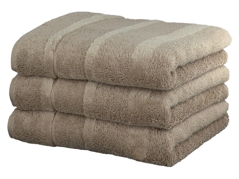 Ręcznik Cawo Noblesse Uni Sand