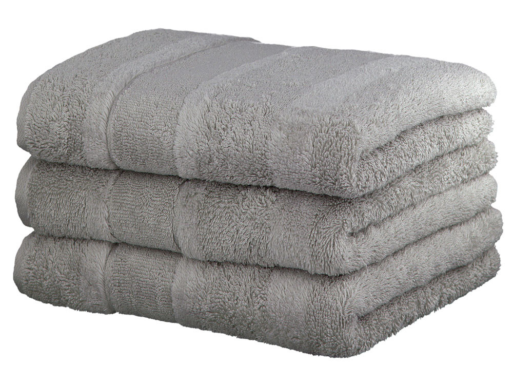 Ręcznik Cawo Noblesse Uni Silver
