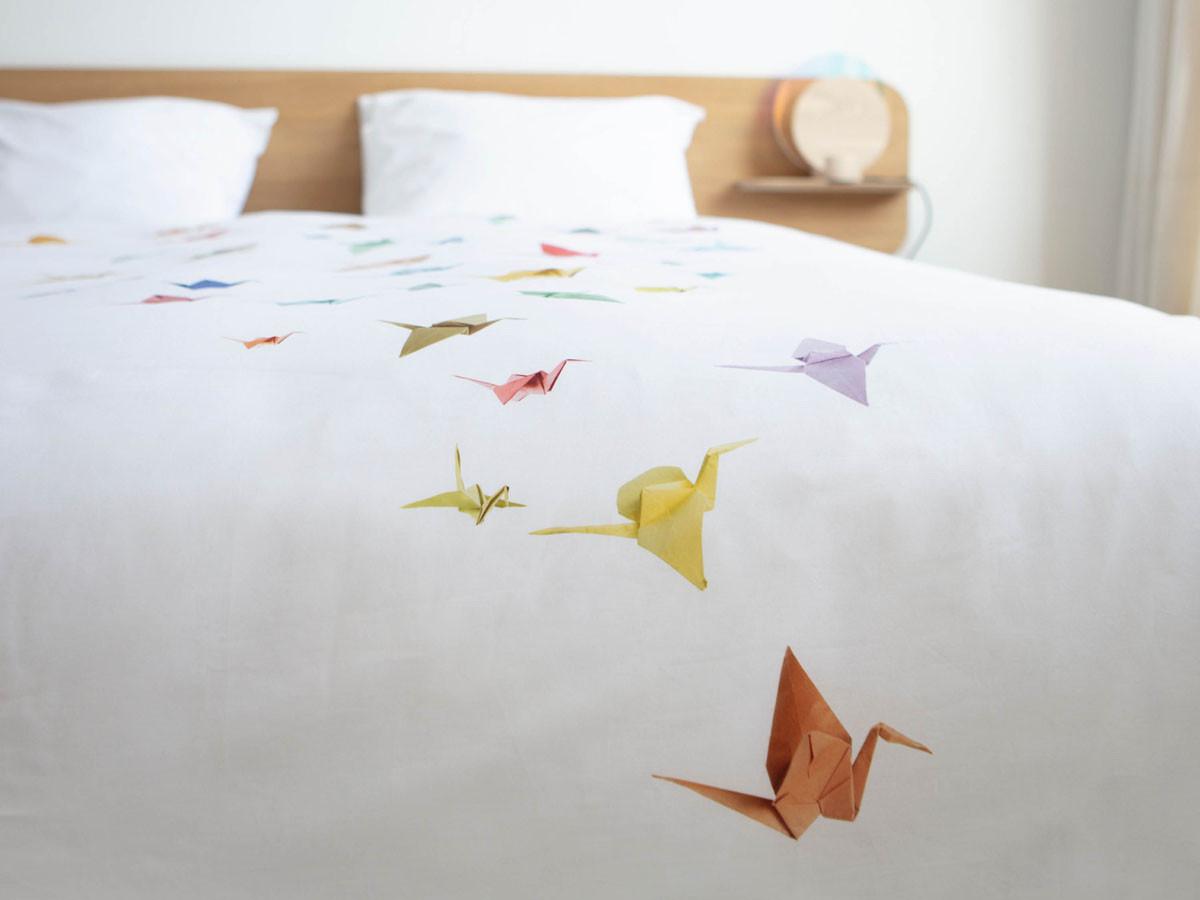 Pościel Snurk Crane Birds 140x200