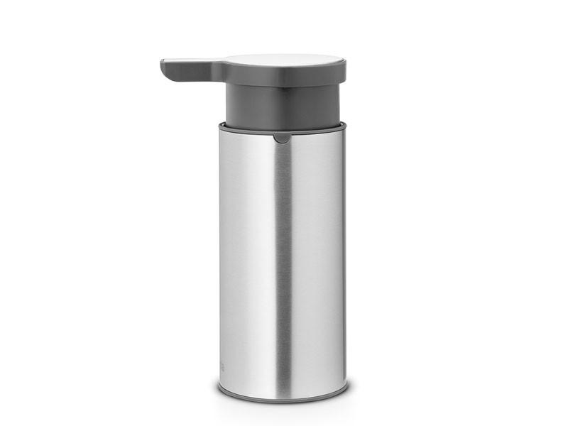 Dozownik do mydła Brabantia Classic Matt Steel FPP