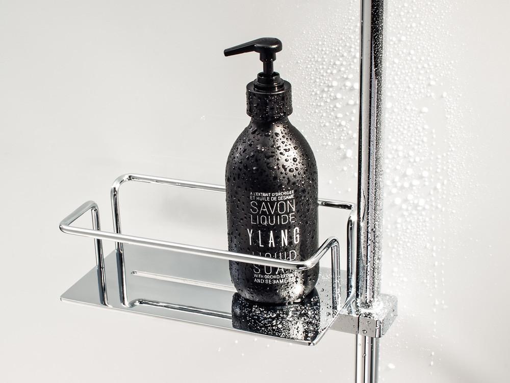 Półka relingowa pod prysznic Decor Walther DSK 20 Chrome