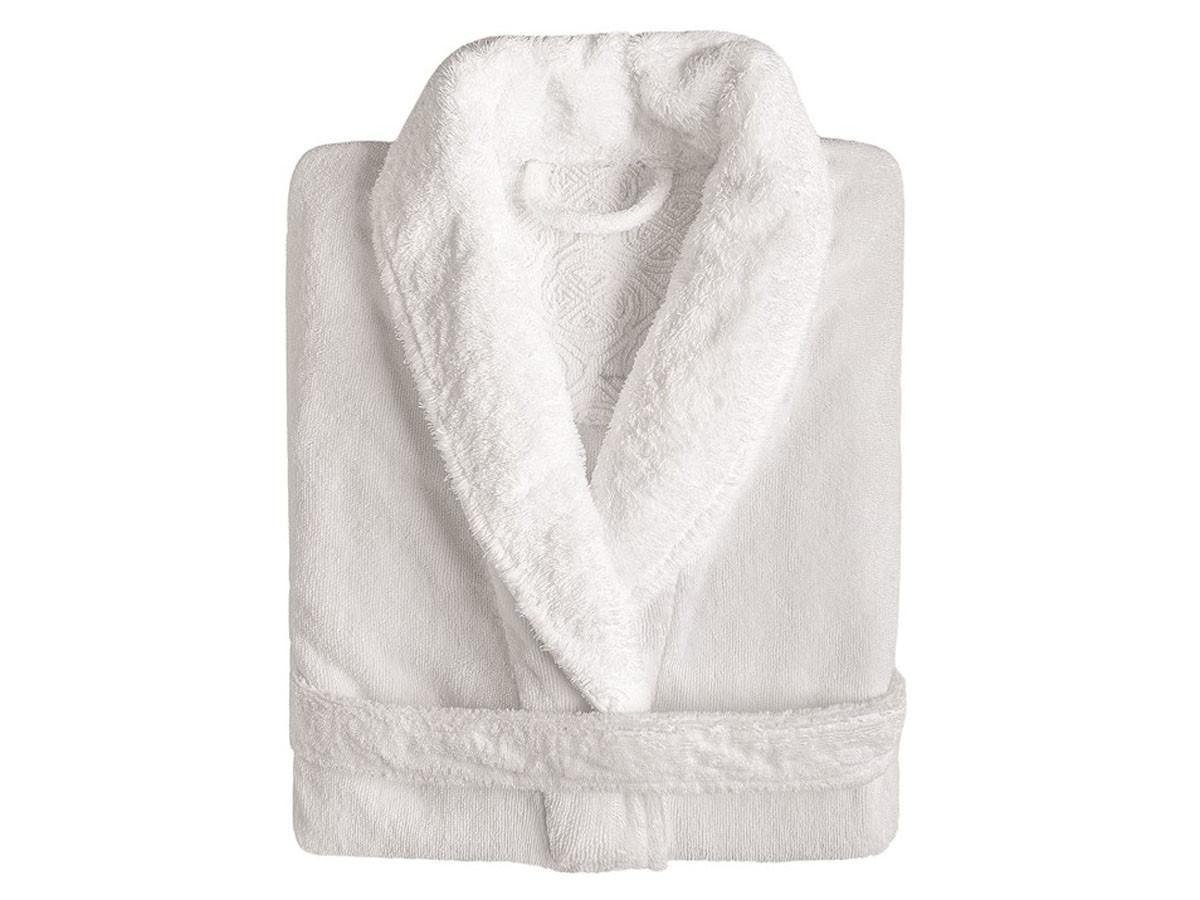 Szlafrok Graccioza Egoist White XL