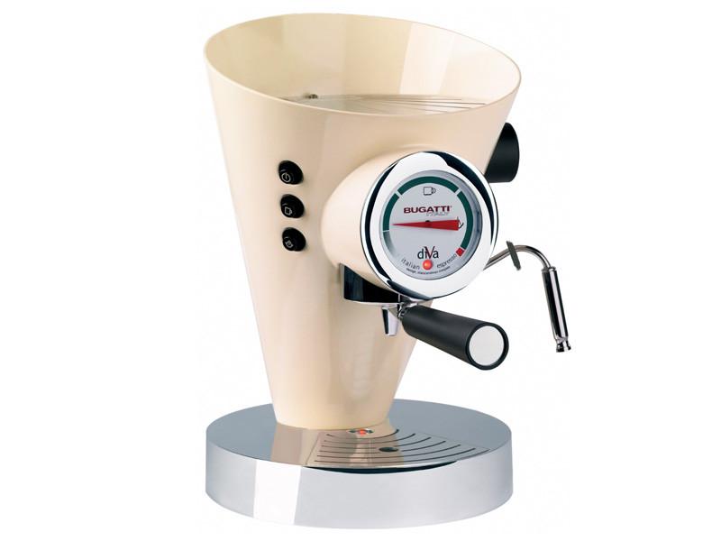 Ekspres ciśnieniowy do kawy Bugatti Diva Cream