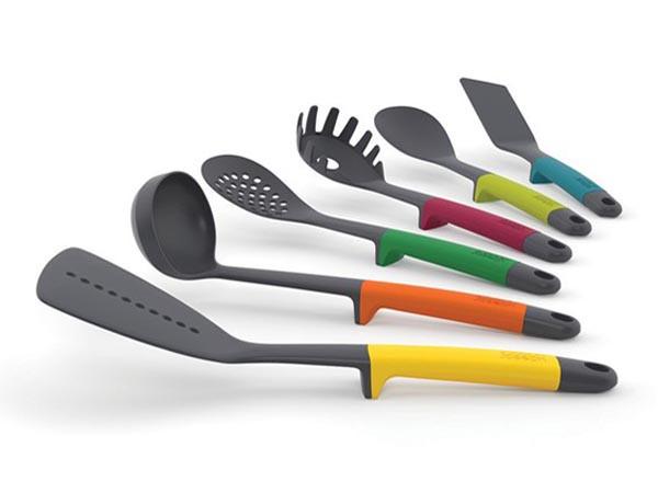 Zestaw narzędzi kuchennych x6 Joseph Joseph Elevate