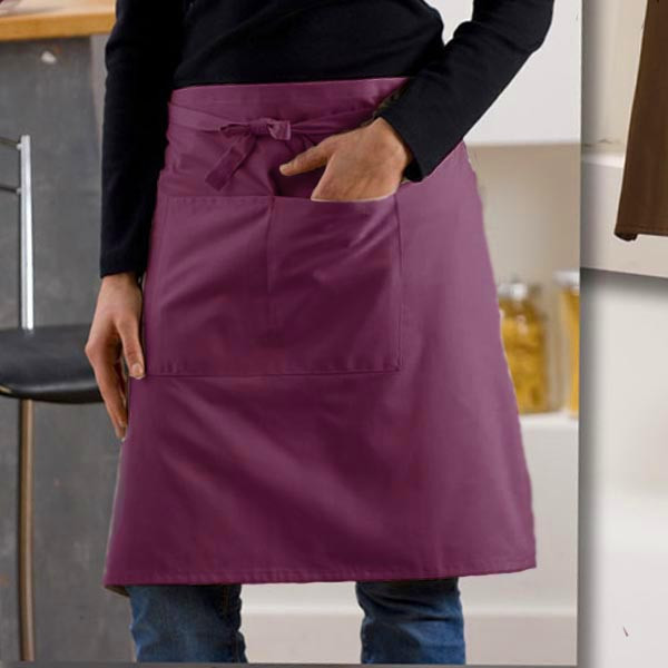 Fartuszek Chef Uni Purple