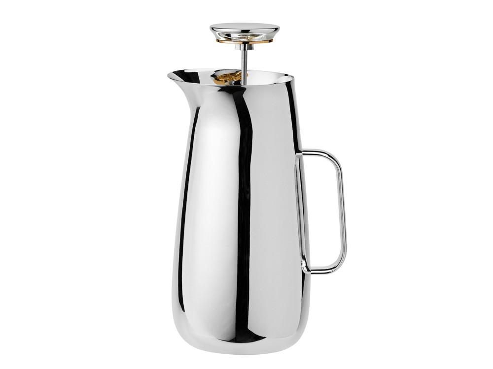 Zaparzacz do herbaty Stelton Foster Silver