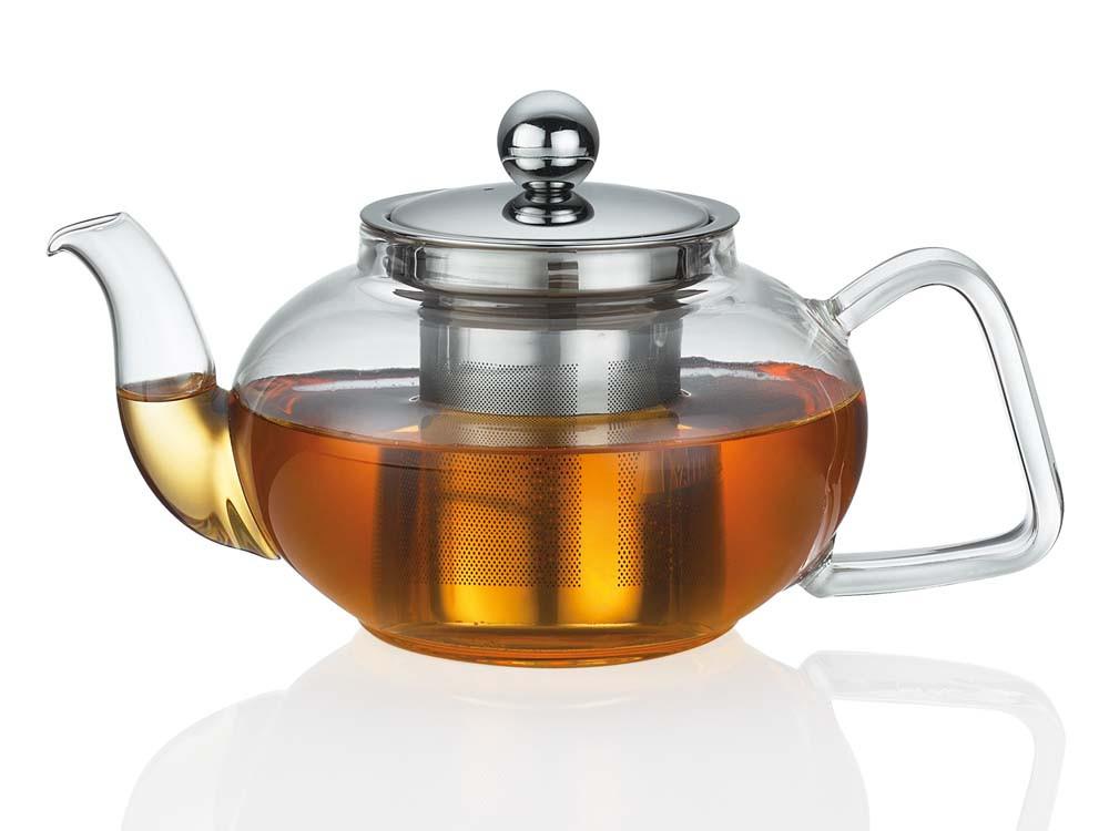 Imbryk do zaparzania herbaty Kuchenprofi Tibet 0,8 L