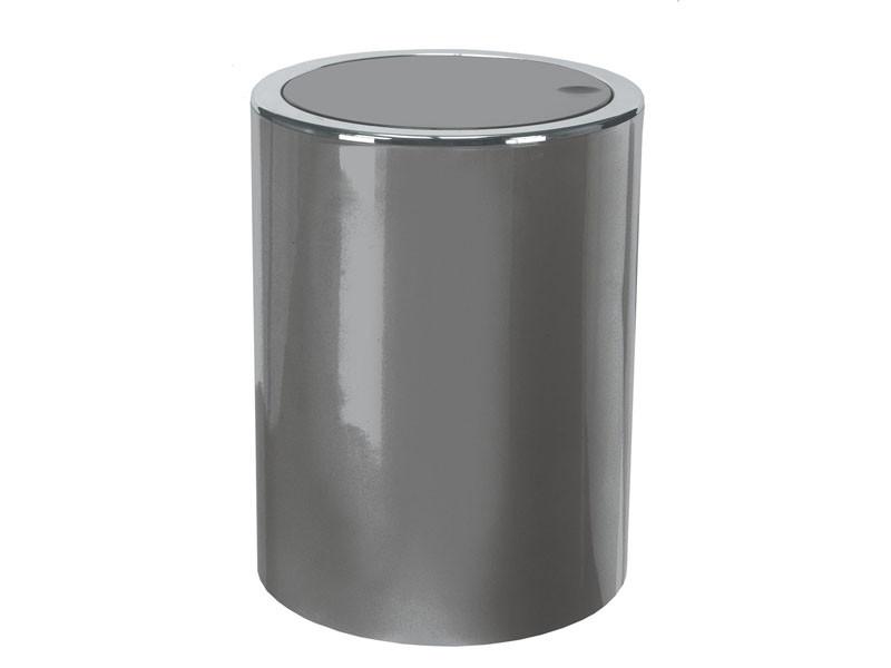 Kosz na śmieci KW Clap Grey 5L