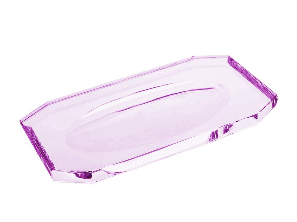 Tacka łazienkowa Decor Walther KR KS Crystal Violet