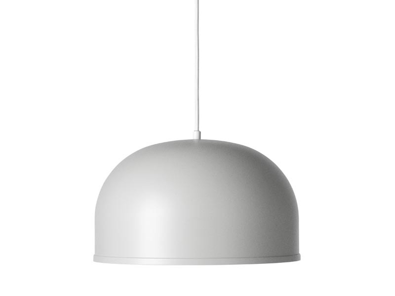 Lampa wisząca Menu GM 30 Pendant Light Grey