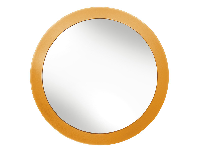 Lustro łazienkowe KW Easy Mirror 5x Orange
