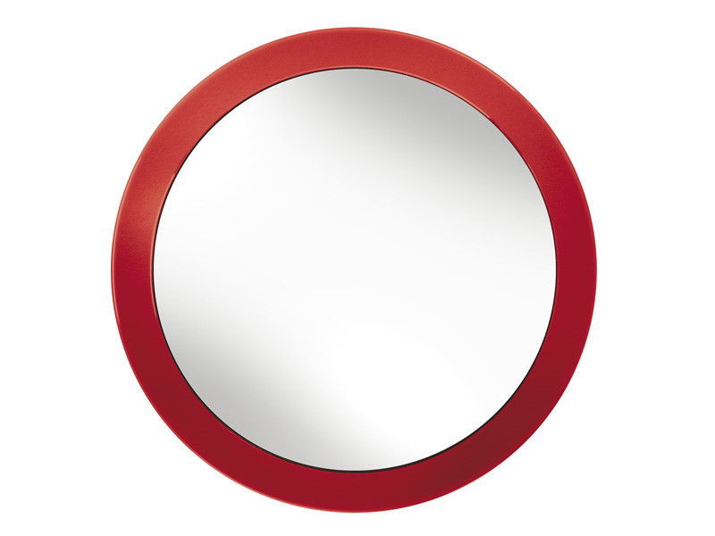 Lustro łazienkowe KW Easy Mirror 5x Red