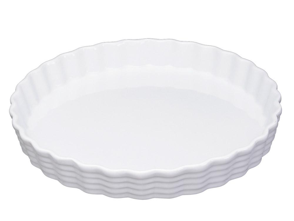 Forma porcelanowa na tartę Kuchenprofi Burgund ⌀ 24
