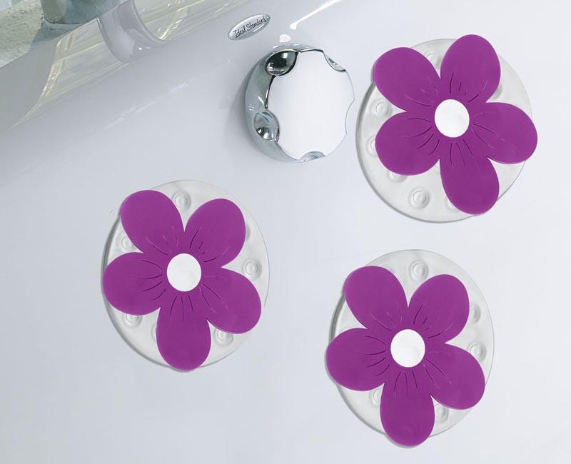 Minis KW Viola Violet x4