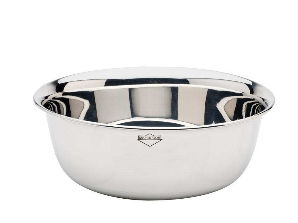 Miska kuchenna metalowa Kuchenprofi 3 L